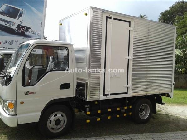 JAC 10.5 Lorry 2019 Trucks For Sale in SriLanka