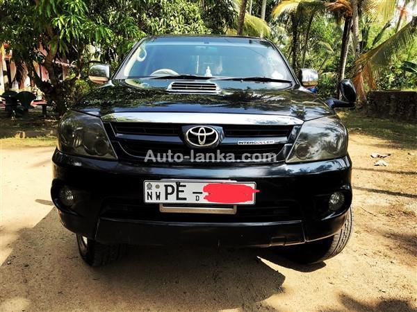 Toyota Hilux vigo - 2007