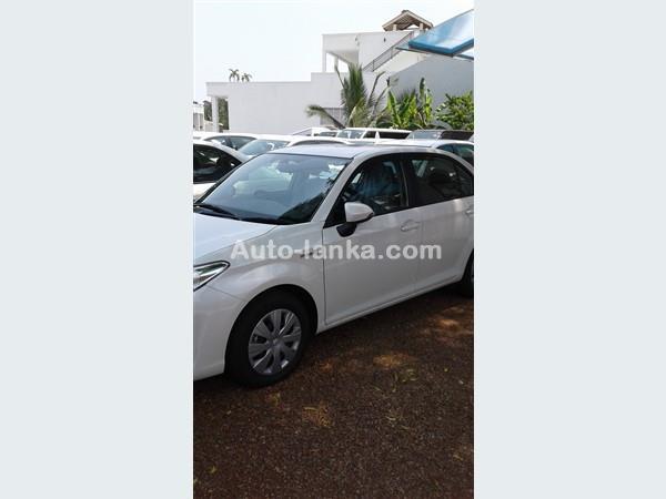 Toyota AXIO  HYBRID  G   WXB 2017 Cars For Sale in SriLanka