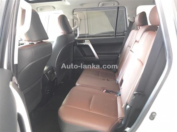 Toyota LAND CRUSER   TX  150  PETROL  PRADO 2017 Jeeps For Sale in SriLanka