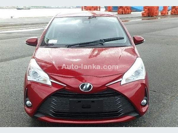 Toyota 2019 Vitz F Safety edition III - 2019