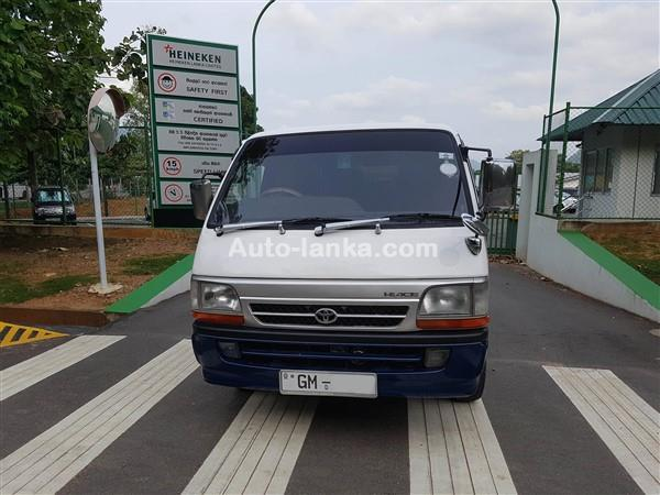 Toyota Dolphin Lh113 Long 2002 Vans For Sale in SriLanka