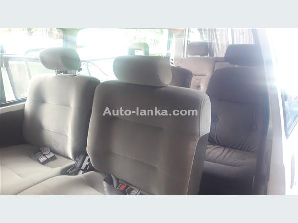 Toyota Hiace, Shell LH61 1988 Vans For Sale in SriLanka