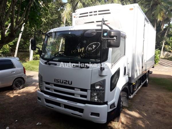 Isuzu 2012  Elf Forward Manual 2012 Trucks For Sale in SriLanka