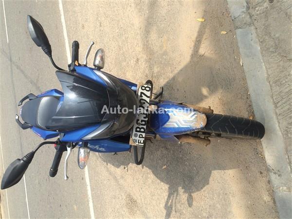 Tvs apache 180 2018 Motorbikes For Sale in SriLanka