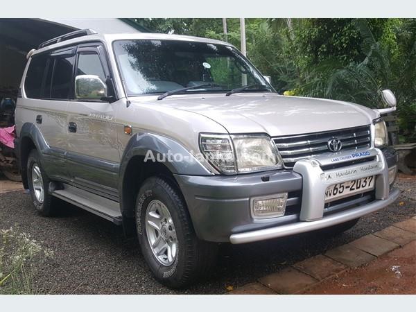 Toyota Prado 95 1997 Jeeps For Sale in SriLanka