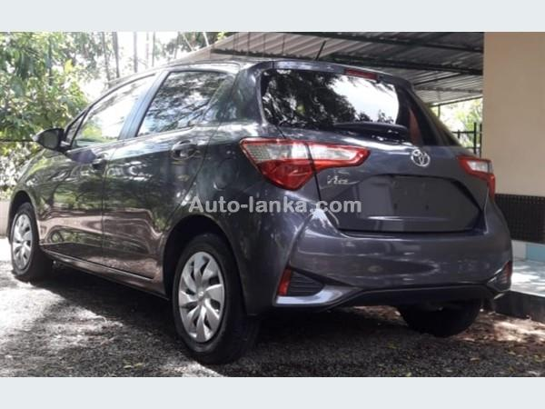 Toyota Vitz F Safety 2017 Cars For Sale in SriLanka