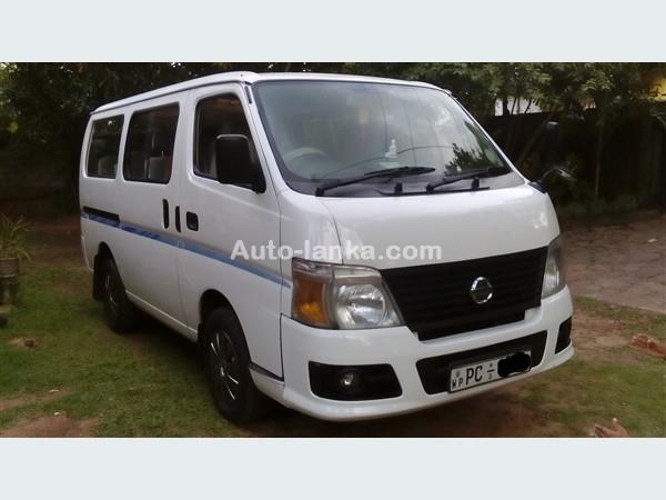 Nissan Caravan E25 2007 Vans For Sale in SriLanka
