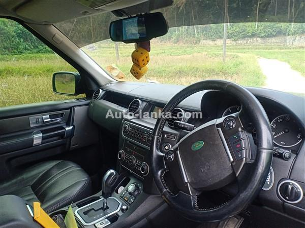 Land Rover Discovery 4 2011 Jeeps For Sale in SriLanka