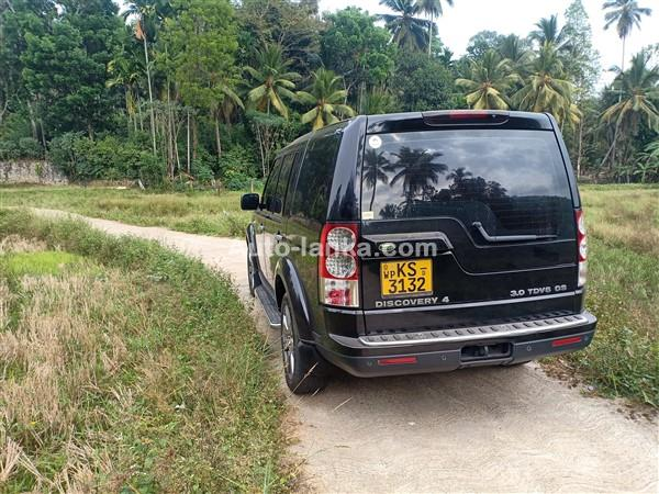 Land Rover Discovery 4 2011 Jeep For Sale In Kegalle