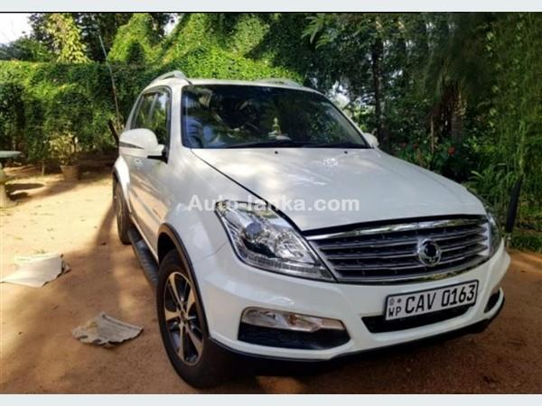Ssangyong Rexton 2017 Jeeps For Sale in SriLanka