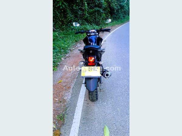 Yamaha FZ -  16 V. 2.0 2016 Motorbikes For Sale in SriLanka