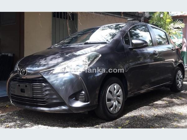 Toyota 2017 TOYOTA VITZ F SAFETY 2017 Cars For Sale in SriLanka
