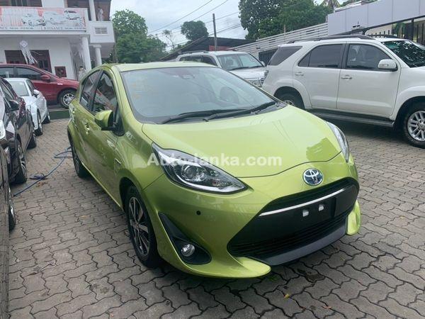Toyota Aqua 2018 Cars For Sale in SriLanka