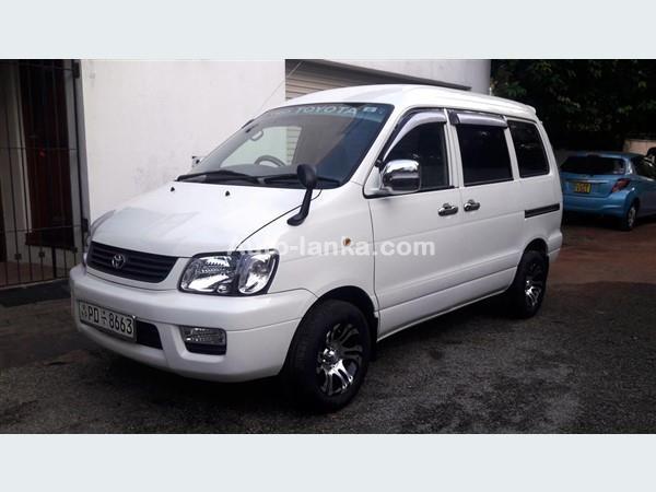 Toyota KR42 Townace 2006 Vans For Sale in SriLanka