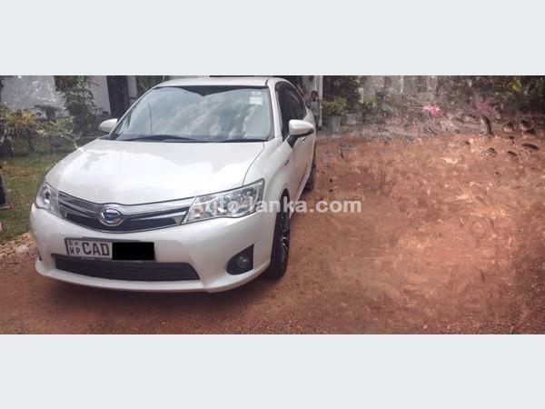 Toyota Axio 2014 Cars For Sale in SriLanka