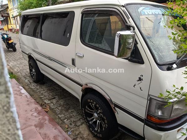 Toyota Dolphin 172 2000 Vans For Sale in SriLanka