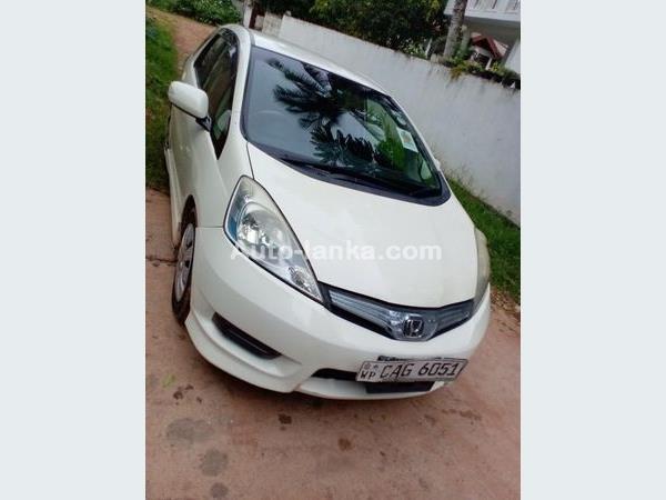 Honda Fit Shuttle 2012 Cars For Sale in SriLanka