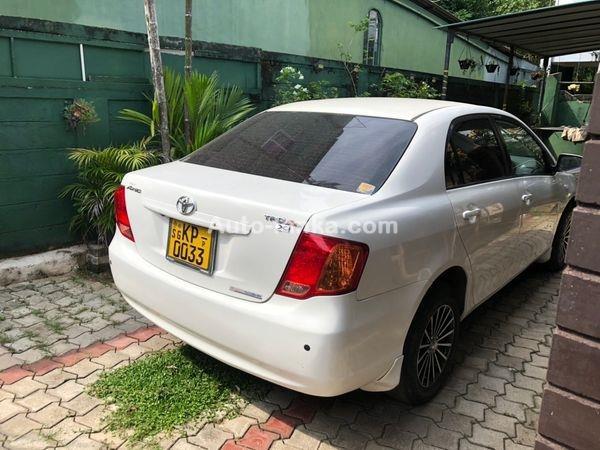 Toyota Axio 2007 Cars For Sale in SriLanka
