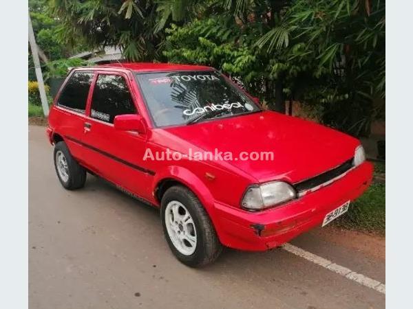Toyota Starlet 1988 Cars For Sale in SriLanka