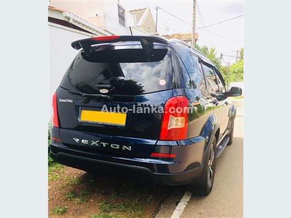 Ssangyong Rexton 2015 Jeeps For Sale in SriLanka