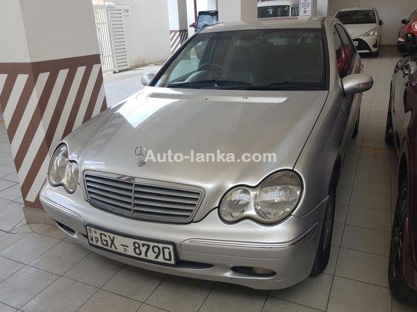 Mercedes Benz C180 2002 Cars For Sale in SriLanka