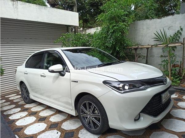 Toyota Axio 2017 Cars For Sale in SriLanka
