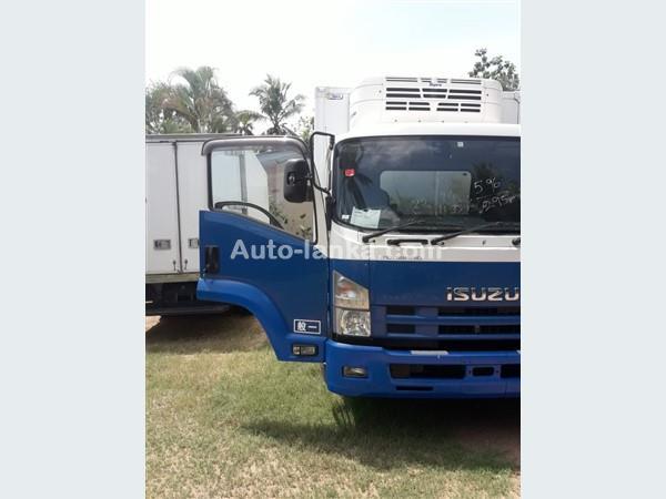 Isuzu ELF Freezer Manual Forward 2012 Trucks For Sale in SriLanka