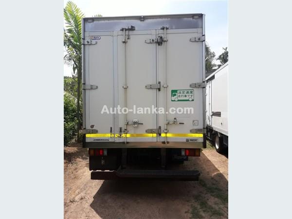 Isuzu 2012  elf Freezer truck manual 2012 Trucks For Sale in SriLanka