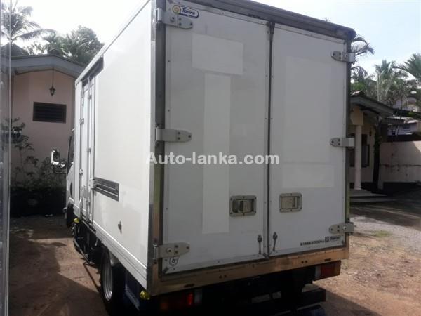 Isuzu 2013  elf Freezer truck 10.5 feet 2013 Trucks For Sale in SriLanka