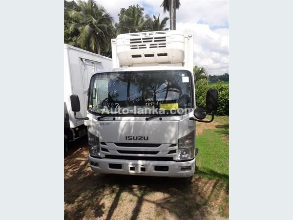 Isuzu 2016 ELF Freezer 2016 Trucks For Sale in SriLanka