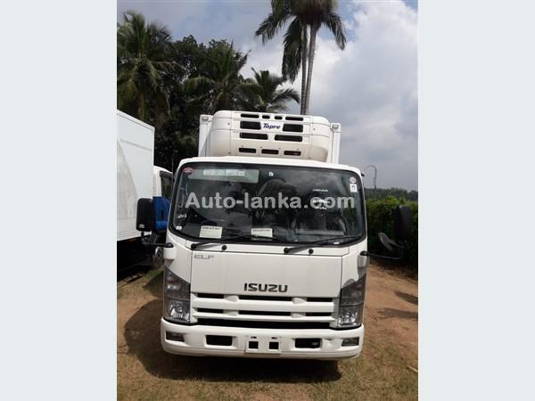 Isuzu 2014  elf Freezer truck 2014 Trucks For Sale in SriLanka
