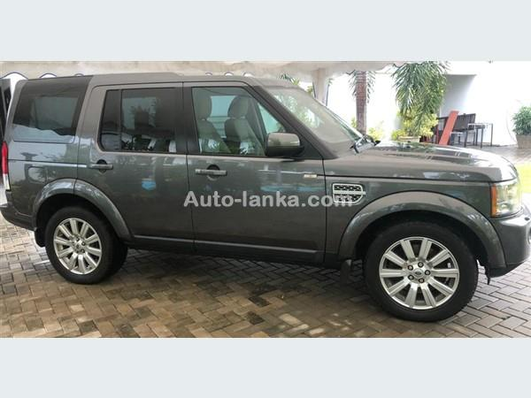 Land Rover Land Rover Discovery 4 Hse Luxury Vogue 2013 2013 Jeep