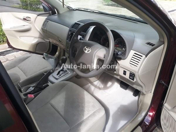 Toyota Axio G Grade 2009 Cars For Sale in SriLanka