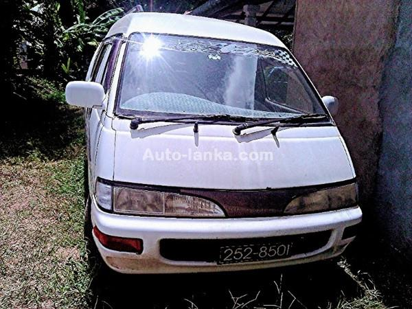 Toyota CR36 Townace lotto 1999 Vans For Sale in SriLanka