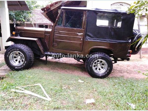 Mitsubishi 4dr5 Jeep 1980 Jeep For Sale In Gampaha