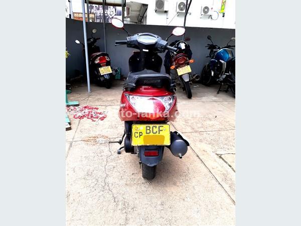 Hero Pleasure 2015 Motorbikes For Sale in SriLanka