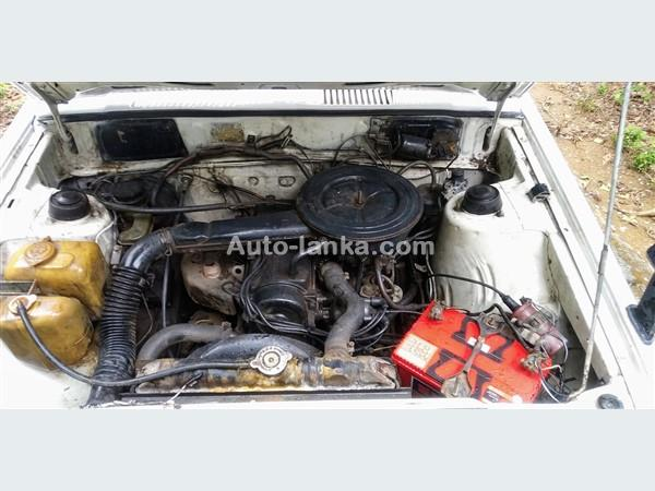 Mitsubishi Lancer Box Ex 1983 Cars For Sale in SriLanka