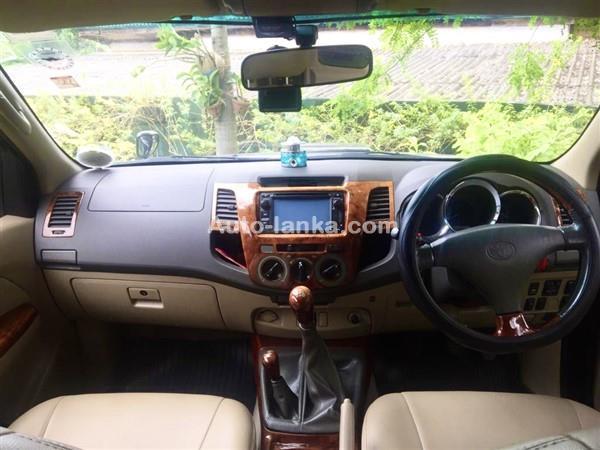 Toyota Hilux Vigo Smart Cab 2010 Pickups For Sale in SriLanka