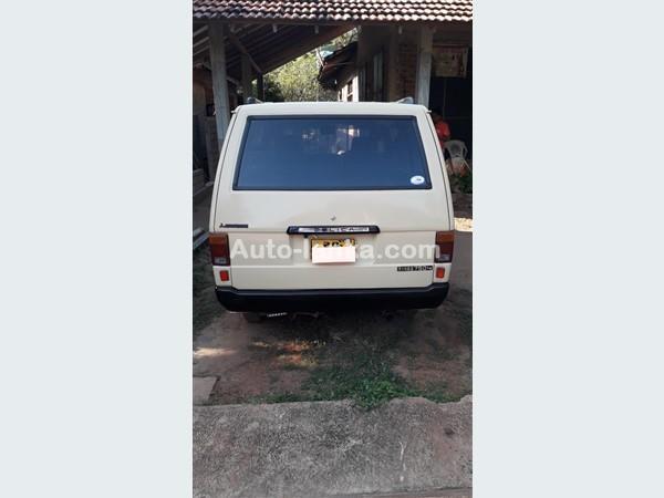 Mitsubishi L300 1989 Vans For Sale in SriLanka