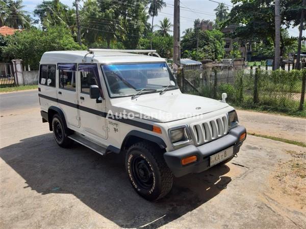 Mahindra Bolero Jeep 2005 Pickup For Sale In Puttalam