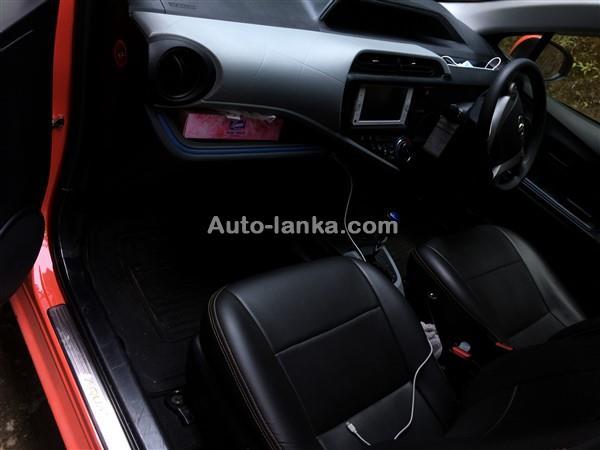 Toyota aqua G s grade 2014 Cars For Sale in SriLanka