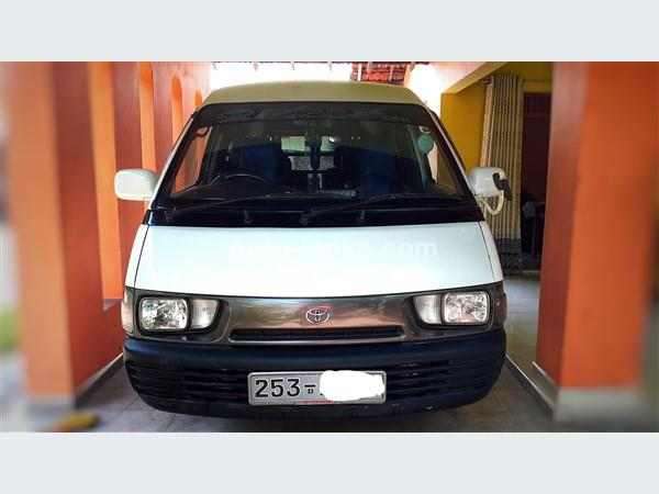 Toyota Town ace 1994 Vans For Sale in SriLanka