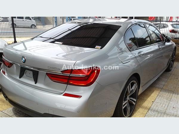 BMW 740 LE 2016 Cars For Sale in SriLanka