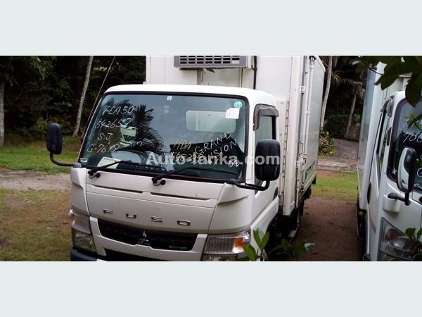 Mitsubishi 2016 Freezer truck 10.5 Feet 2016 Trucks For Sale in SriLanka
