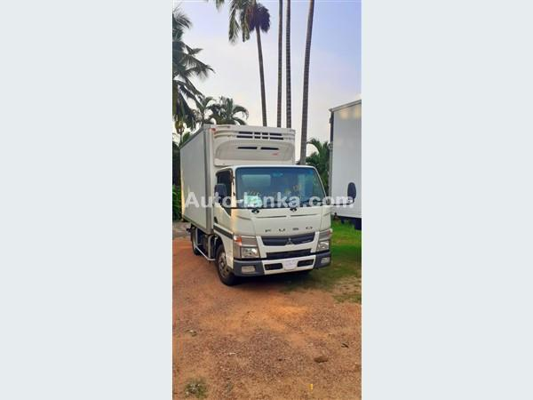 Mitsubishi 2012 Freezer truck 12 Feet 2012 Trucks For Sale in SriLanka