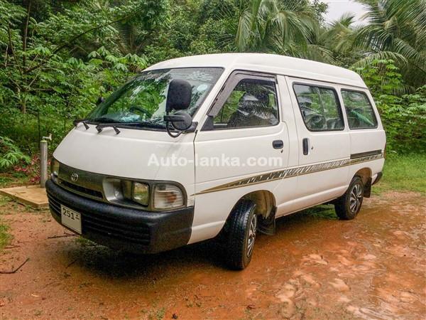 Toyota Toyota CR 27 Townace 1993 1993 Vans For Sale in SriLanka