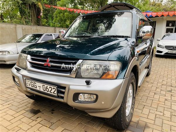 Mitsubishi Montero diesel 2001 Jeeps For Sale in SriLanka