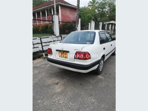 Toyota CE110 1996 Cars For Sale in SriLanka