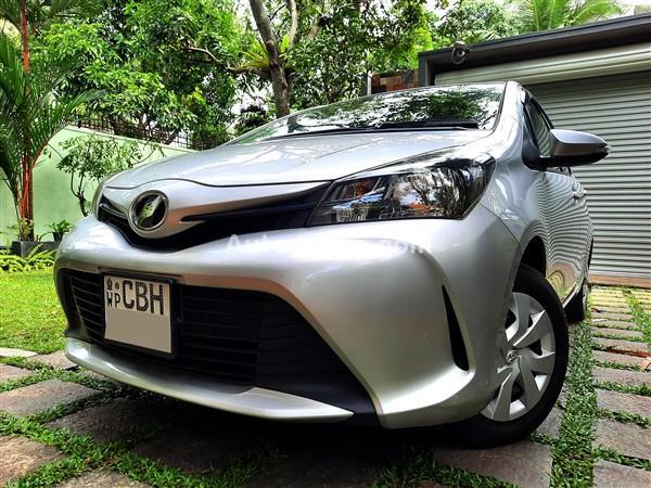 Toyota Vitz  Safety  2019 2016 Cars For Sale in SriLanka
